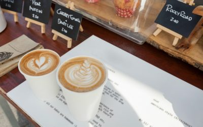 Thinking about a coffee shop office?